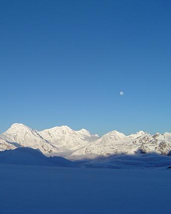 Tibetan Glacier