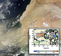 West Africa Dust