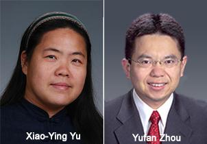 Xiao-Ying Yu and Yufan Zhou