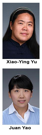 Xiao-Ying Yu and Juan Yao