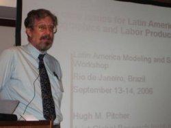 Portrait of Hugh Pitcher