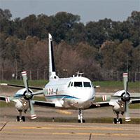Gulfstream 1 aircraft