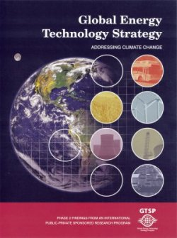 Global Energy Technology Strategy Program report
