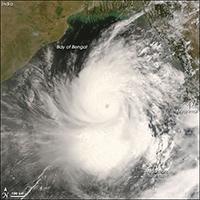 Cyclone Nargis 2008