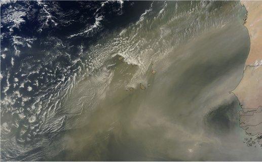 NASA Dust