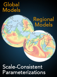 global and regional process models