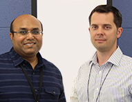 Manish Shrivastava and Joel Thornton