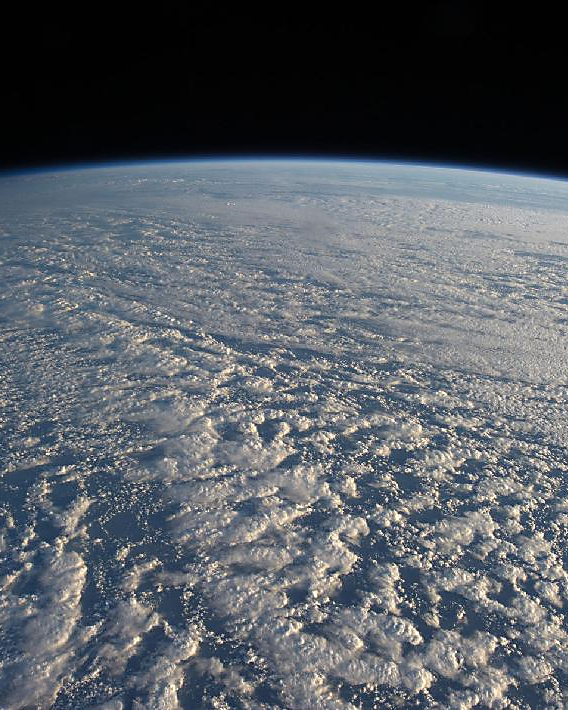 stratocumulus from space