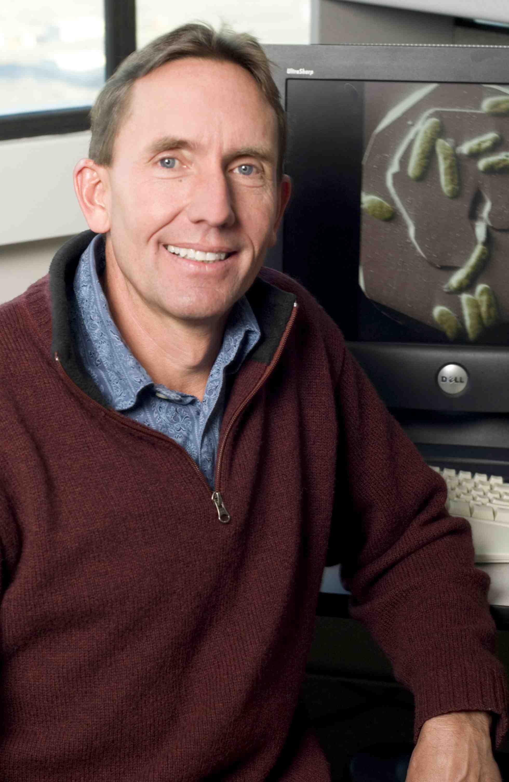 Dr. Jim Fredrickson