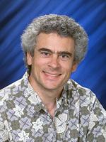 Portrait of Fred Brockman