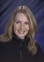 Portrait of Kim Hixson