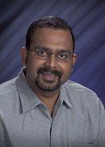 Portrait of Harish Shankaran