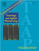Journal cover  of Toxicology and Applied Pharmacology