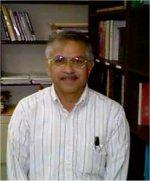 Portrait of Anil Virkar