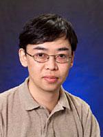 Portrait of Weiwen Zhang