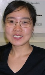 Portrait of Ping Yan