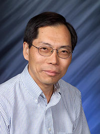 Portrait of Lai-Sheng Wang