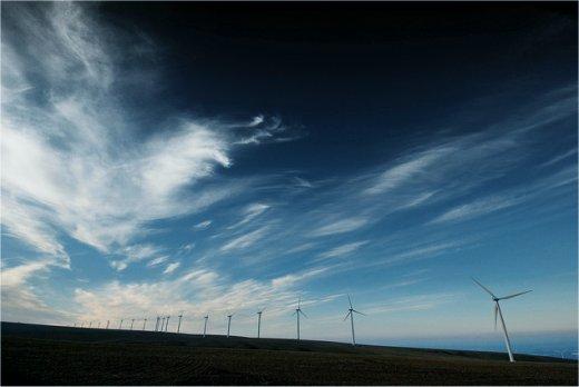 Renewable energy and batterier