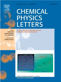 Chemical Physics Letters Journal Cover