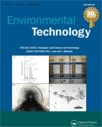 Environmental Technology Journal Cover