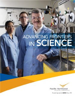 Advancing Scientific Frontiers Cover
