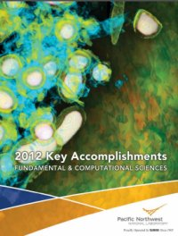 2012 Accomplishment Report Cover