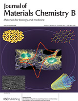 Journal of Materials Chemistry cover