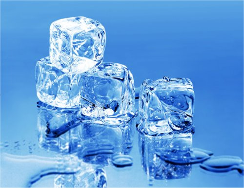 what makes ice melt fastest research paper