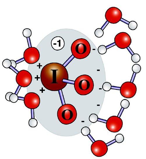 Химические формулы с ячейками