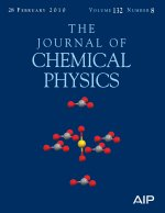 Journal of Chemical Physics.