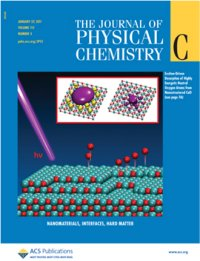 Cover of the Journal of Physical Chemistry C for January 27, 2011