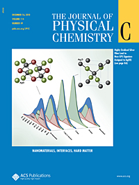 Cover of the Journal of Physical Chemistry C for December 16, 2010