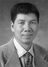 Portrait of Jun Liu