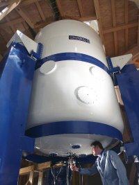 900-MHZ Spectrometer