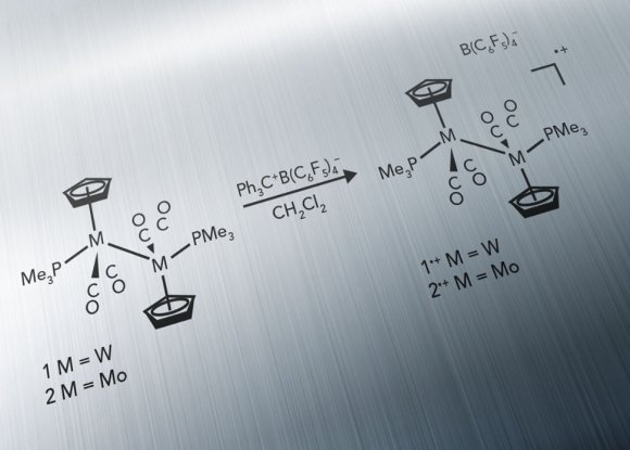 Synthesizing metalloradicals