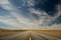 Road and Sky Picture