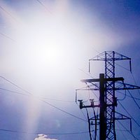 Sunshine and power