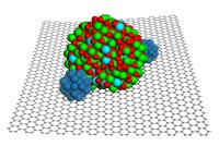 nanoparticle of indium tin oxide
