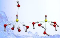Hydroxide ion motifs in water