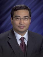 Portrait of Z. Conrad Zhang