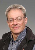 Portrait of Ian Gorton