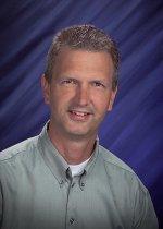 Portrait of Tim Scheibe