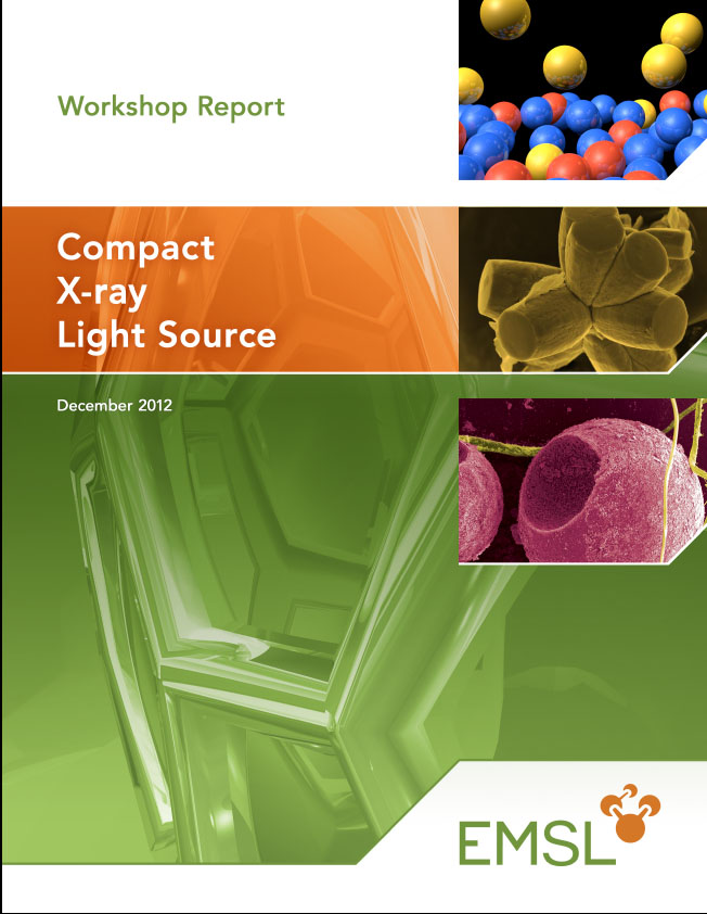 Compact X-Ray Light Source Workshop Report Cover