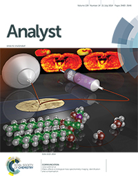 Analyst journal cover
