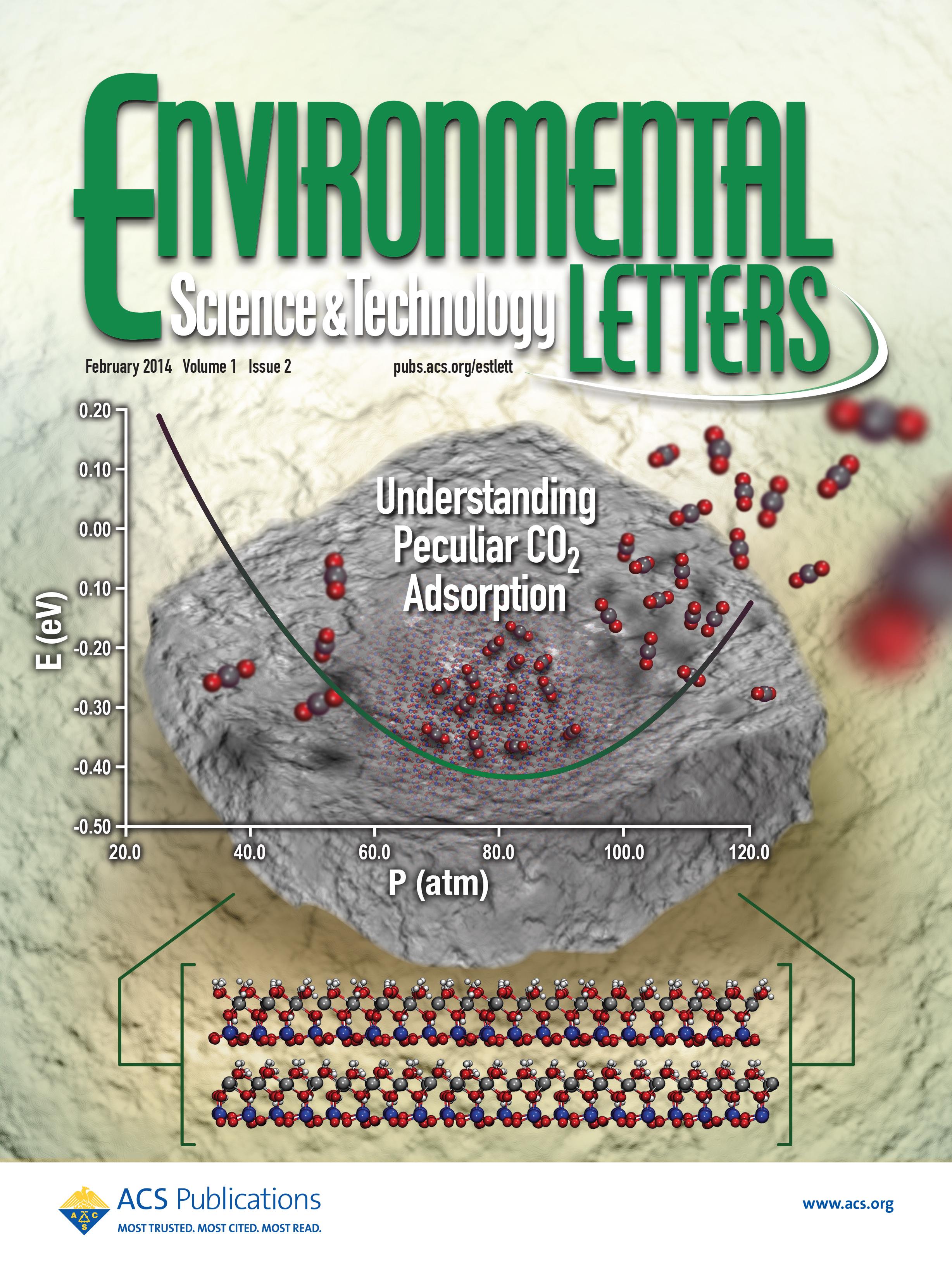 EST Letters cover