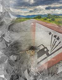 Molecular Road Rage