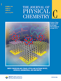 Journal of Physical Chemistry C cover