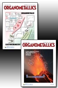 Organometallics jouranl covers