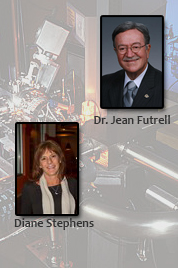 Jean Futrell and Diane Stephens