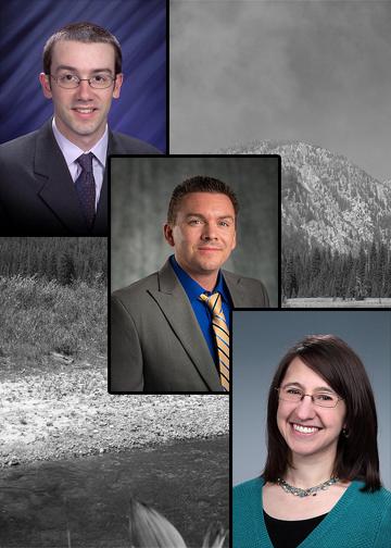 Sebastien Kerisit, Shawn Riechers, and Frances Smith